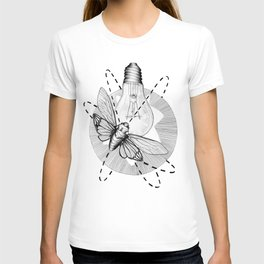 Moth to the Flame T-shirt