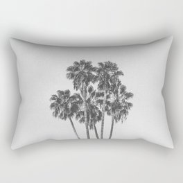PALM TREES XI / Los Angeles, California Rectangular Pillow