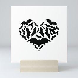 Batty Love Mini Art Print