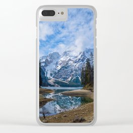 Mirror of Tirol Clear iPhone Case