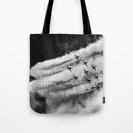 Cloud makers Tote Bag