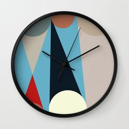 Mid Century Modern Vintage 15 Wall Clock