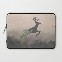 Whimsey Woodland Stag Laptop Sleeve