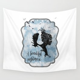 A Beautiful Nightmare Wall Tapestry