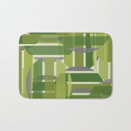 Green with Envy Bath Mat