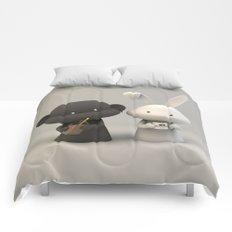 Coffee & Chocolate Milk Comforters