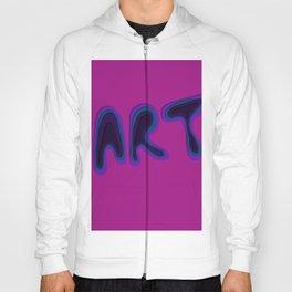 Art of gradient  Hoody
