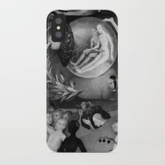 The Garden of Earthly Delights  Slim Case iPhone X