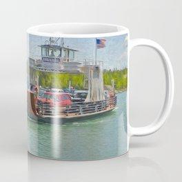 Drummond Island Ferry Coffee Mug