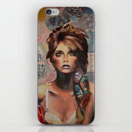 Fair Trade II iPhone Skin