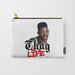 Thug Life Will Carry-All Pouch