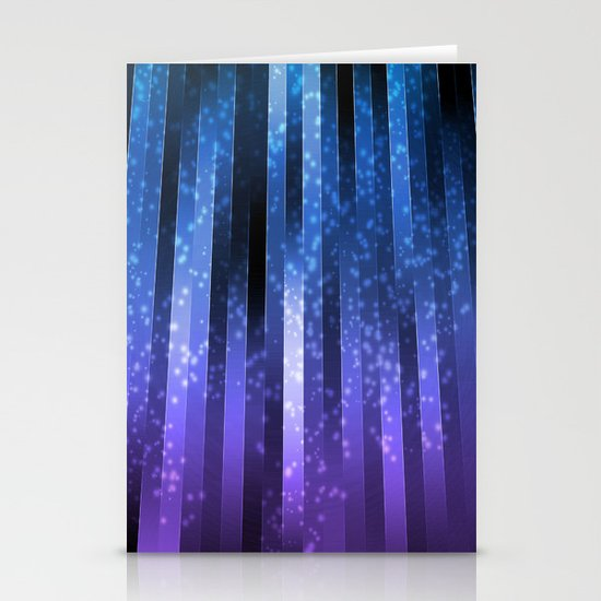 Crystal Decent Stationery Cards