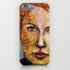 Map self portrait Slim Case iPhone 6s