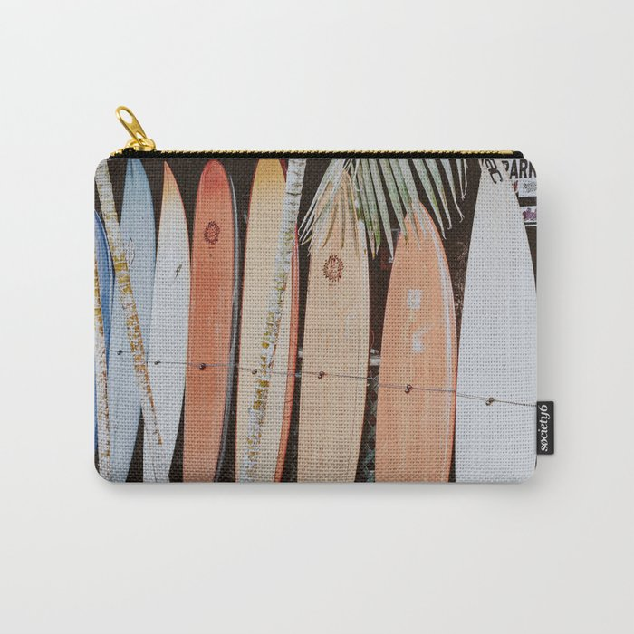 lets surf ii Carry-All Pouch