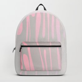 Simple, design wood lines Exotico Backpack