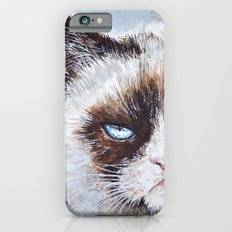 Tard the cat iPhone 6s Slim Case