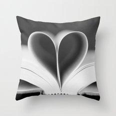 Love Story II Throw Pillow