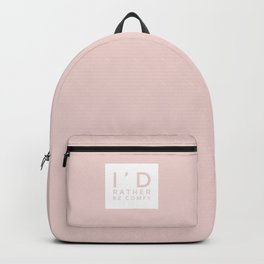 Be Comfy Backpack