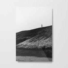 Sand Dancer Metal Print