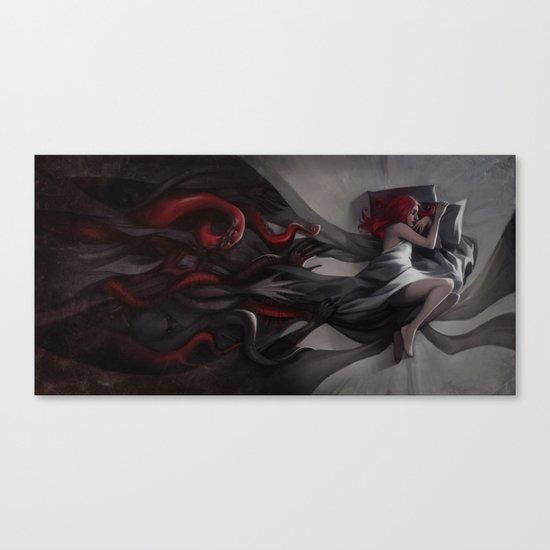 Oneirology Canvas Print