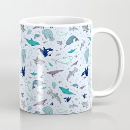 Ocean Animals Coffee Mug
