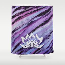 Wild Compassion Shower Curtain