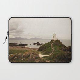 Tŵr Mawr Lighthouse Laptop Sleeve
