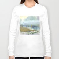 heaven Long Sleeve T-shirts featuring Heaven by Ivanushka Tzepesh