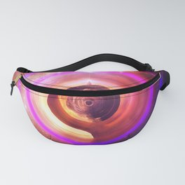 The Surreal Lighthouse at the End of the Universe Fanny Pack