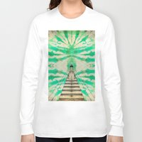 journey Long Sleeve T-shirts featuring Journey by Lauren Miller