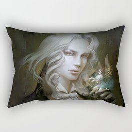 Alucard. Castlevania Symphony of the Night Rectangular Pillow