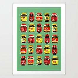 Choose Your Poison Art Print