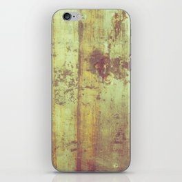 Grunge Texture 11 - Rusted iPhone Skin