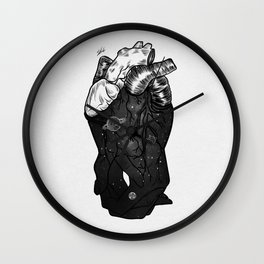 Hands on. Wall Clock