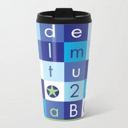 Alphabet_It's a boy_BABY BLUES 2012 Metal Travel Mug