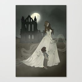 The Bloofer Lady Canvas Print