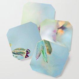 Colorfull sprig 2 Coaster