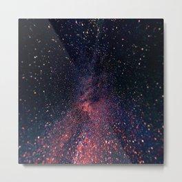 Space Explosion | Art Metal Print