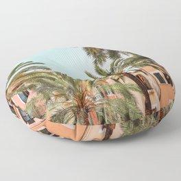 Spanish Village Floor Pillow
