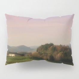 Landscape view Pillow Sham