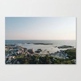 Polly's Cove Canvas Print