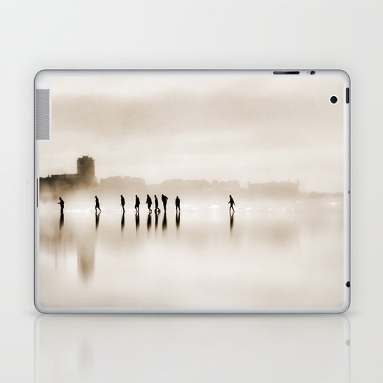 people Laptop & iPad Skin