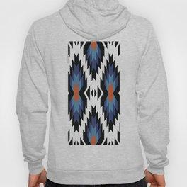American Native Pattern No. 217 Hoody