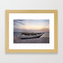 Araya Framed Art Print