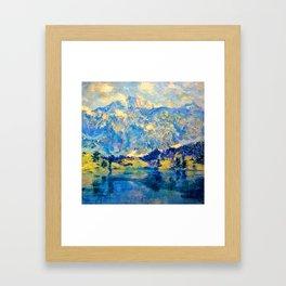 Guy Rose High Sierra Framed Art Print