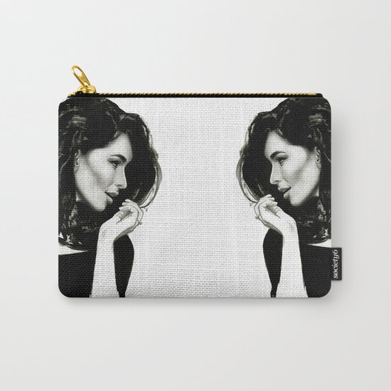 girl jazz Carry-All Pouch