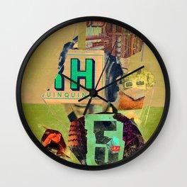 Meschugge with Marx Wall Clock