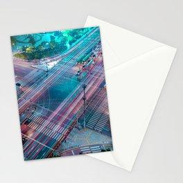 Seoul Lights Stationery Cards