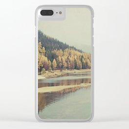 Autunno Clear iPhone Case