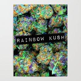 Rainbow Kush Poster